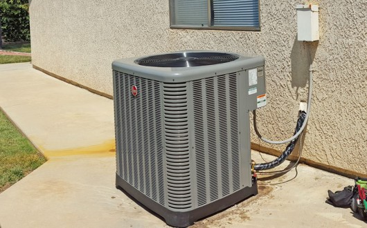 Air Conditioning and Heating Replacement Installation Moreno Valley, California