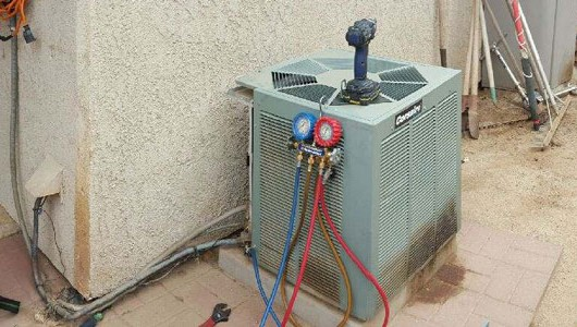HVAC Change out & Duct Work Replacement Perris, California