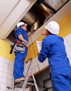 Commercial Air Conditioning Installation Fontana
