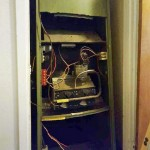 Old Air Conditioning System