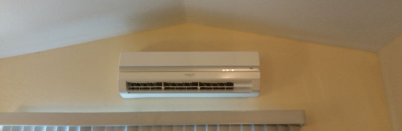 Mini Split System Air Conditioning Installation Moreno Valley, California