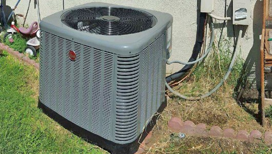 Residential Air Conditioning Replacement Riverside, California